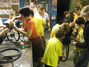 School Bicycle Programs
