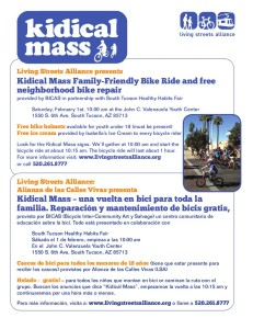 Kidical Mass Flyer