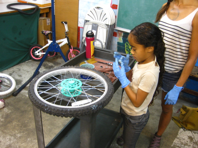 Kids wheel overhaul