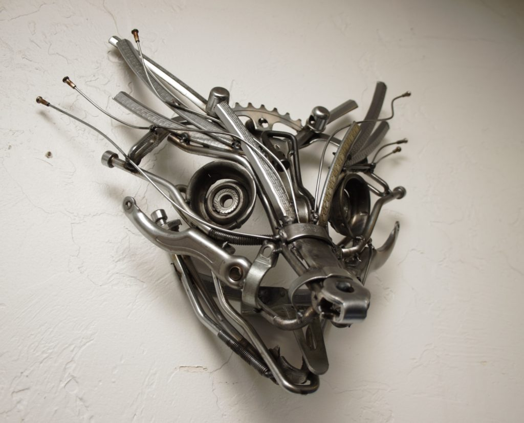 metal sculpture